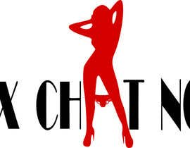#9 for Design a Logo for Sex Chat Now by AriyaWhite1985