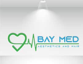 #517 para New Logo Design for Medical Practice - Bay Med Aesthetics and Hair por tajulislamgd