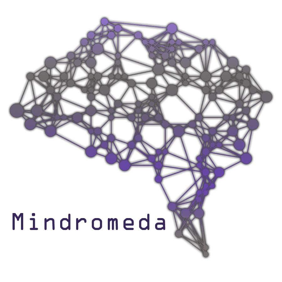 Proposition n°                                        50                                      du concours                                         Logo for Mindromeda