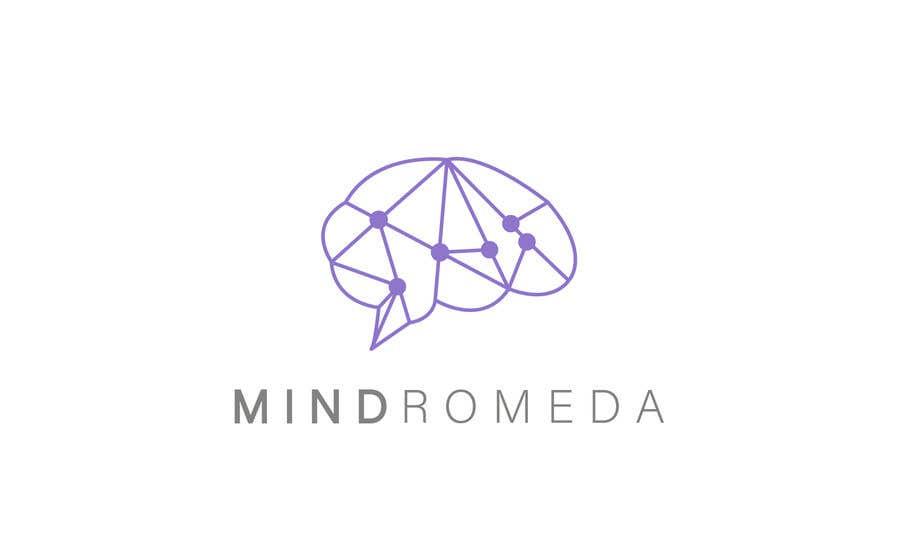 Proposition n°                                        251                                      du concours                                         Logo for Mindromeda