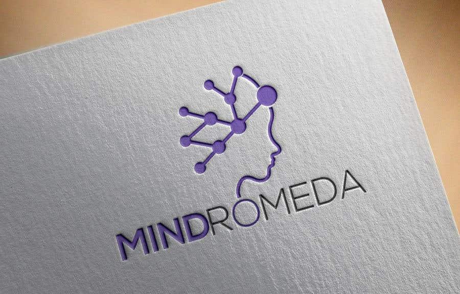 Proposition n°                                        315                                      du concours                                         Logo for Mindromeda