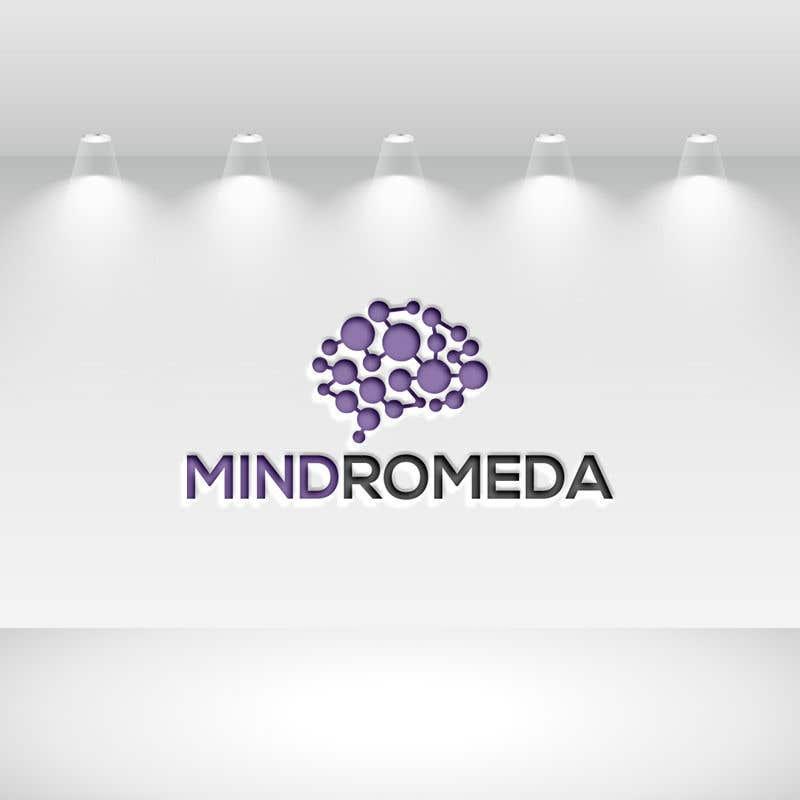 Proposition n°                                        230                                      du concours                                         Logo for Mindromeda