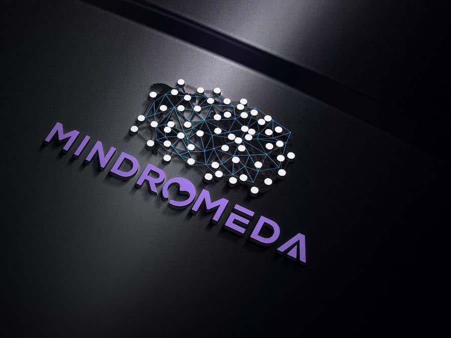Proposition n°                                        264                                      du concours                                         Logo for Mindromeda