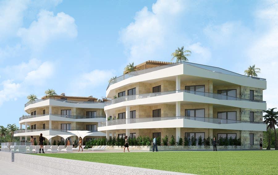 Proposition n°                                        88                                      du concours                                         Condominium Building Design