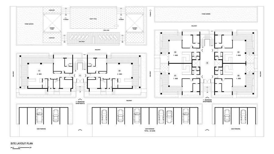 Proposition n°                                        51                                      du concours                                         Condominium Building Design