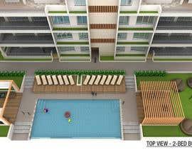 nº 55 pour Condominium Building Design par pladkani