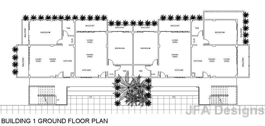 Proposition n°                                        41                                      du concours                                         Condominium Building Design