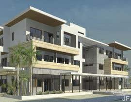 #42 untuk Condominium Building Design oleh janahang