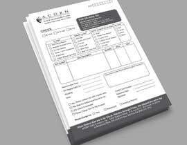 #34 for Redesign a PDF Order Form by ikbalmiya1995