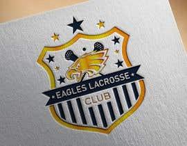 #116 cho Eagles Lacrosse Club Logo bởi ridwanulhaque11