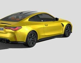 #36 for 3D Facelift for BMW M4 G82 af MubeenSandhu