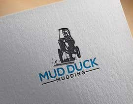 #111 для I need a logo designed for my mudding club. The logo needs to include 'Mud Duck Mudding' you can include tire tracks. I've included a picture of our UTV and Son all ideas welcome. от SMstudio65