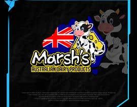 #88 cho New Logo Design Marsh's Cheese bởi edrilordz