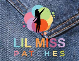 #44 for Lil Miss Patches logo by designermunnus88