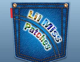 #77 for Lil Miss Patches logo by inthowl