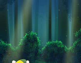 #14 para Game Background Texture ( in the forest). por ahmedmehmood89