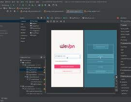#17 for Build an app prototype (WeVPN) by hammadraza06