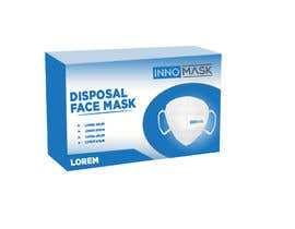 #104 untuk Product Package Design for Face Masks oleh AbodySamy