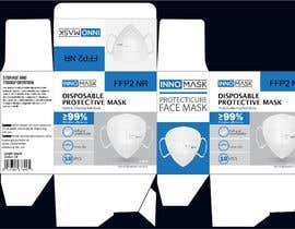 #87 untuk Product Package Design for Face Masks oleh nurcreation1