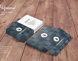 Nro 42 kilpailuun I need a business card and a flyer for a client. käyttäjältä Fazlul01