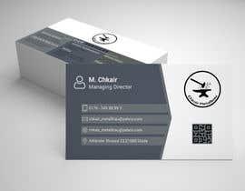 Nro 47 kilpailuun I need a business card and a flyer for a client. käyttäjältä juwelranahanif