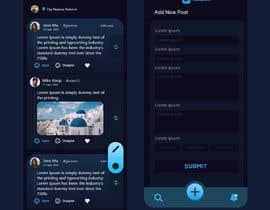 #31 for Design 4 mobile app screens by DesignerMaster12