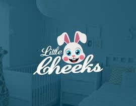 Nro 66 kilpailuun The store name: Little cheeks. It's a store for kids (selling clothing and accessories for kids) I would like to a have a logo with bright colors, kids illustrations with store name) käyttäjältä carlosren21