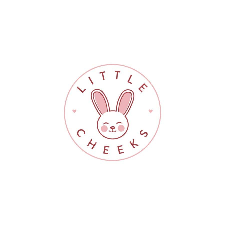 Kilpailutyö #                                        60                                      kilpailussa                                         The store name: Little cheeks. It's a store for kids (selling clothing and accessories for kids) I would like to a have a logo with bright colors, kids illustrations with store name)