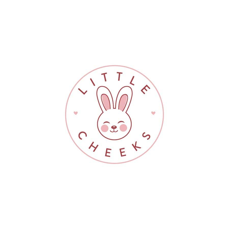 Kilpailutyö #                                        61                                      kilpailussa                                         The store name: Little cheeks. It's a store for kids (selling clothing and accessories for kids) I would like to a have a logo with bright colors, kids illustrations with store name)