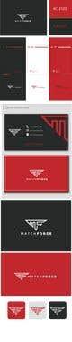 Imej kecil Penyertaan Peraduan #                                                132                                              untuk                                                 Design a logo + Business Card + Letterhead + Branding + Social Media etc. (Gaming, Hosting, Panel, Dashboard, Product)