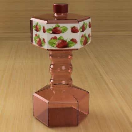 Proposition n°                                        102                                      du concours                                         juice bottle design