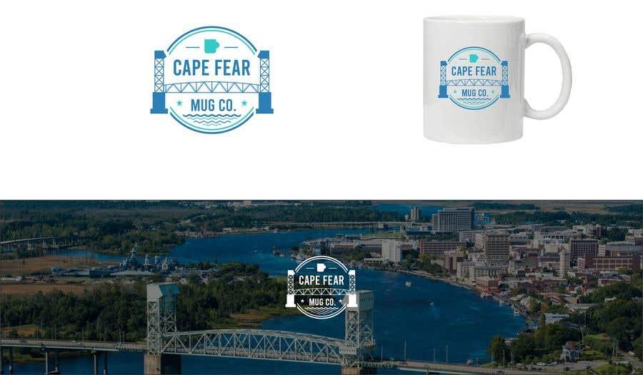 Bài tham dự cuộc thi #                                        129                                      cho                                         Logo Creation - Cape Fear Mug Co.