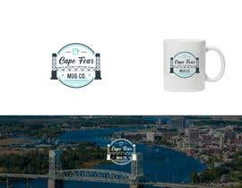 #133 cho Logo Creation - Cape Fear Mug Co. bởi dewiwahyu