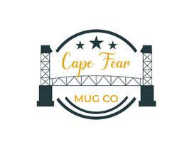 #113 para Logo Creation - Cape Fear Mug Co. por mdatikurislam013