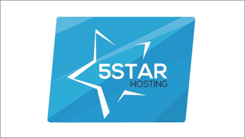 Bài tham dự cuộc thi #21 cho Design a Logo for 5Stars Hosting