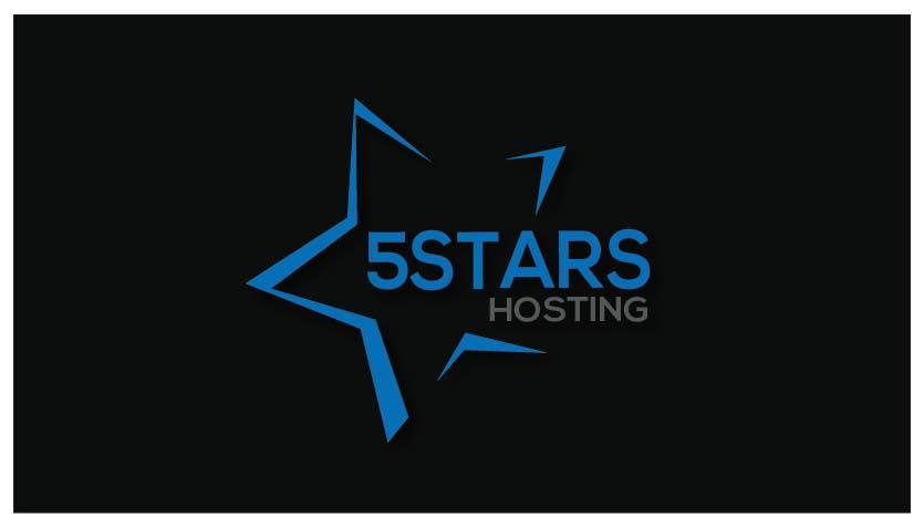 Bài tham dự cuộc thi #23 cho Design a Logo for 5Stars Hosting