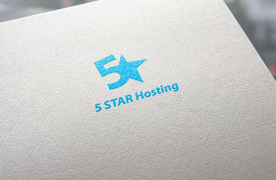 Contest Entry #32 for Design a Logo for 5Stars Hosting