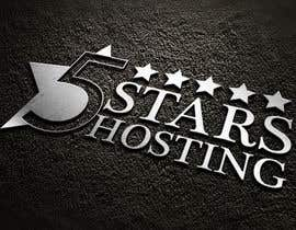 #50 for Design a Logo for 5Stars Hosting by mithusajjad