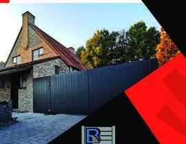 #175 для Banner design for metal fences company от MaheenBM