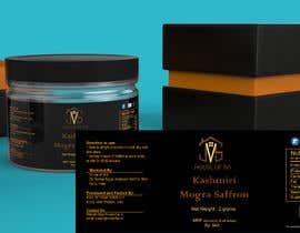 #10 for Brand design for the product container/package - Saffron Threads by imrul870