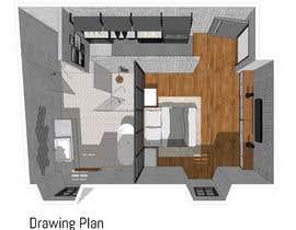 #4 untuk Design my bedroom oleh Daditpradono