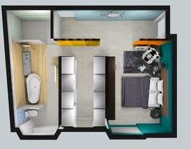 #25 untuk Design my bedroom oleh bettsyferreira