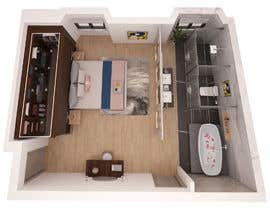 #52 cho Design my bedroom bởi yasserrashed17