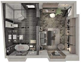 #81 for Design my bedroom by aliugurkoc