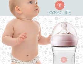 Nro 59 kilpailuun Concept design of baby products(0-12month) käyttäjältä evamoooon