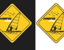 #141 for Design logo for water sport (wind surfing) website af oskarinand12