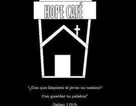 nº 61 pour LOGO / HOPE CAFE par Roman0625
