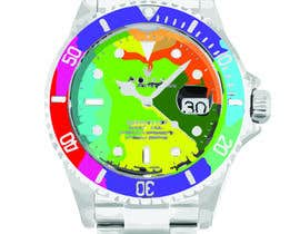 #2 para Artistic Crazy Edge On Watch Face de xhainab