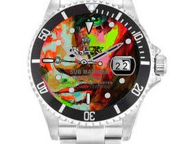 #5 cho Artistic Crazy Edge On Watch Face bởi nishantjain21