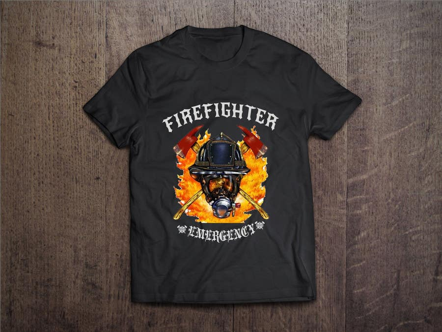 Contest Entry #46 for Firefighter